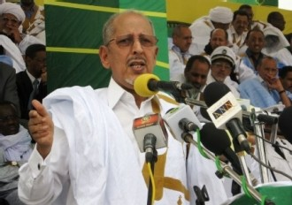 Le président mauritanien Sidi Mohamed Ould Cheikh Abdallahi (Reuters)