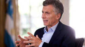 Argentine President stresses four cooperation areas with China