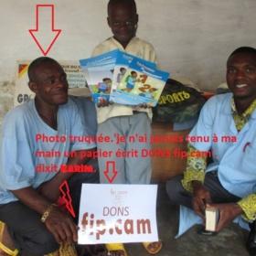 Cameroun / Un riverain happe le directeur général de la FIPCAM  en flagrant délit de trucage