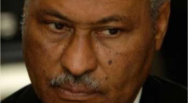 Le ministre de la justice garde des sceaux,Laurent Marie Esso