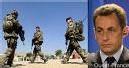 France: décès de 10 militaires français, Nicolas Sarkozy en Afghanistan