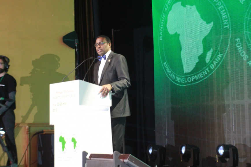 Madagascar: le Président de la BAD réaffirme le soutien de son institution. Crédit : Alwihda Info/D.W.W.