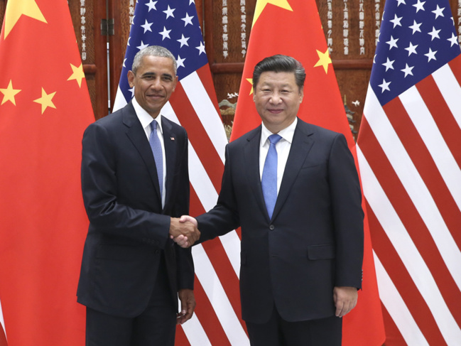 Chinese Outcome List of the Meeting Between the Chinese and U.S. Presidents in Hangzhou