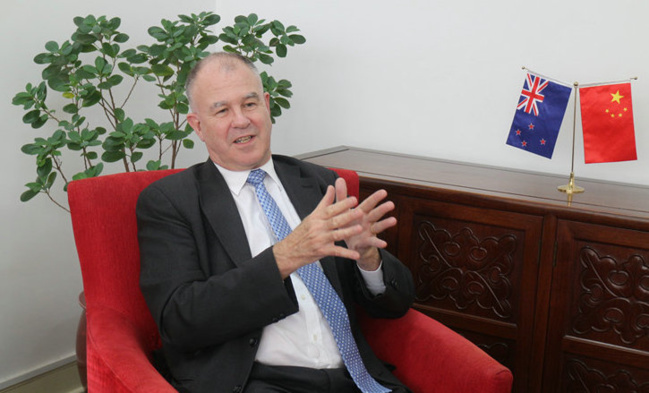 New Zealand benefits from G20 commitment to sustain growth: diplomat