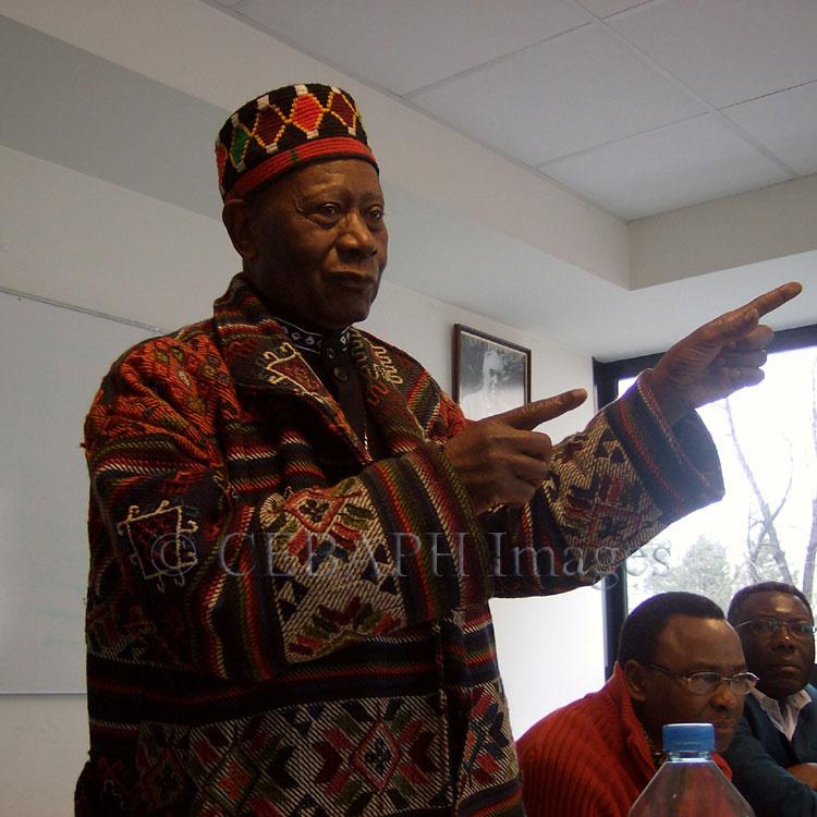 Cameroun, Hommages du CODE: Il ya un an, le Professeur Kapet de Bana nous quittait
