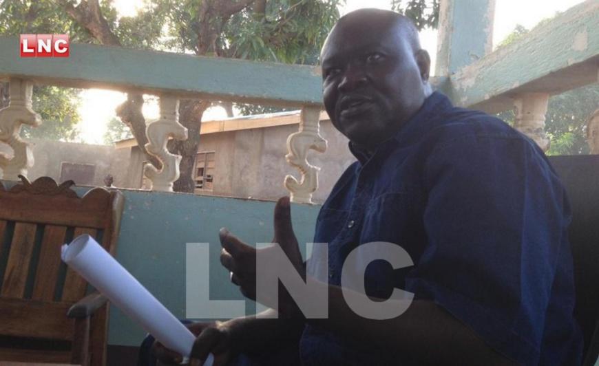 Centrafrique : Le chef criminel Edouard Gaïssona se prend pour le ministre de l'intérieur