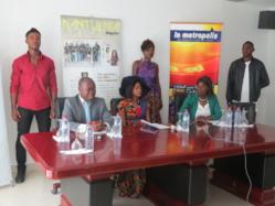 """Congo Brazzaville : la 1ère édition de la soirée """" Culture et Arts"""" annoncée à la presse"""