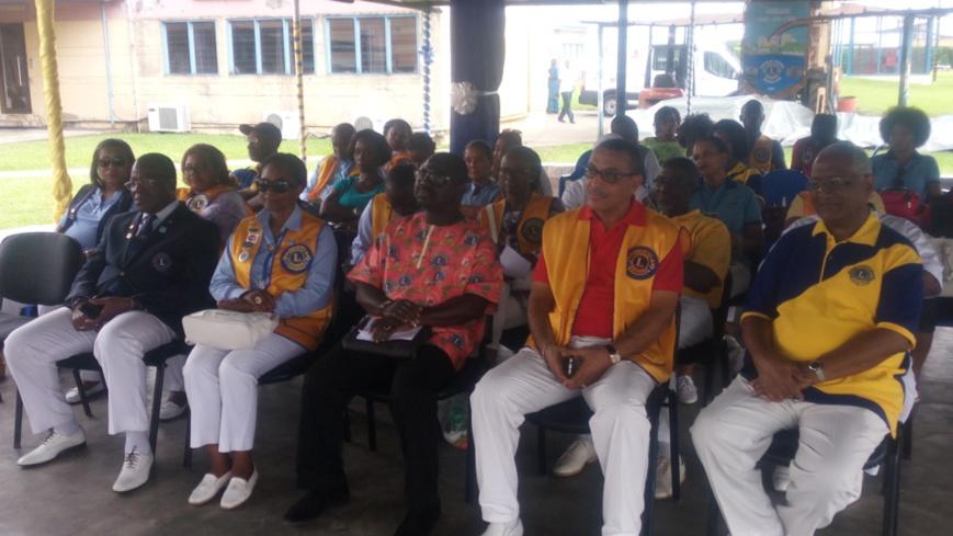 Côte d'Ivoire: Don de sang, diabète, tension artérielle : Le Lions club engagé pour la santé de la population