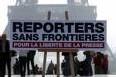 Paris: communiqué de Reporter sans frontières