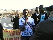 France: Appel à manifestation pour le 20 septembre sur l'esplanade des Invalides à Paris