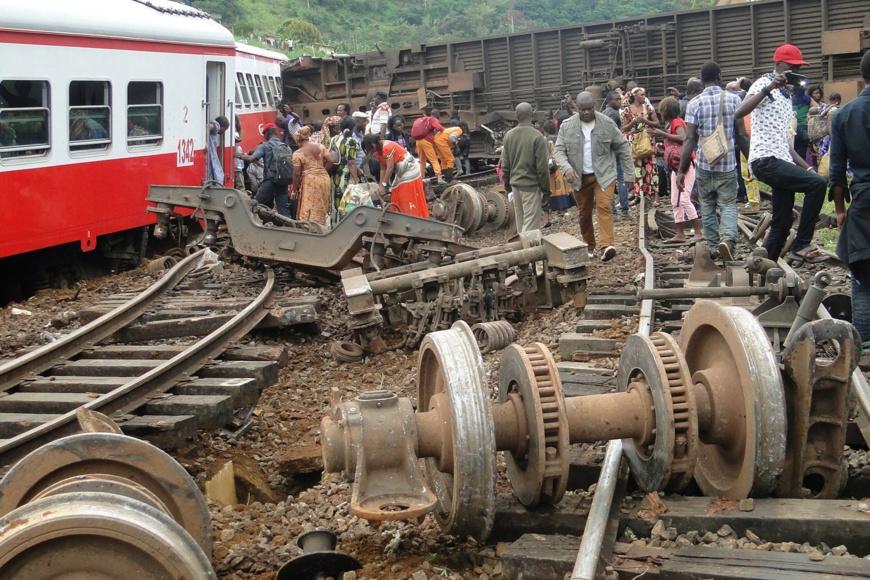 Cameroun: 276 morts dans l'accident ferrorviaire