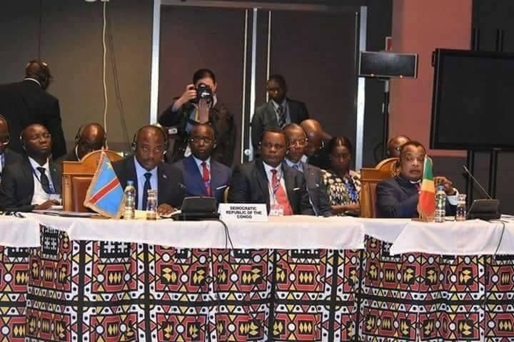 Sommet extraordinaire de la CIRGL Denis Sassou-N'Guesso parmi les hôtes de marque