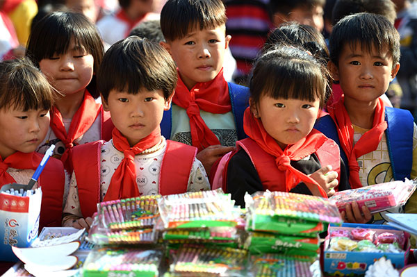 China's progress towards eradicating poverty is unprecedented