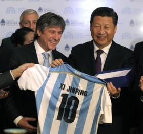 Xi to promote FTA on Latin America trip