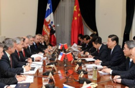 China, Chile on the fast track for economic and trade cooperation