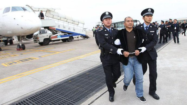 International cooperation leaves no place for corrupt fugitive officials to hide
