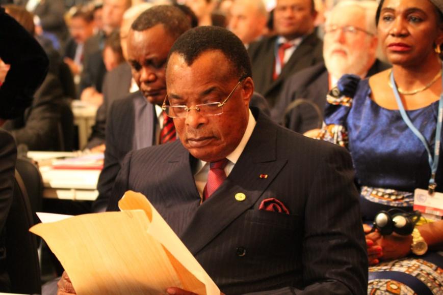 Bassin du Congo : Denis Sassou N'Guesso appelle les partenaires au développement  à soutenir le fonds bleu
