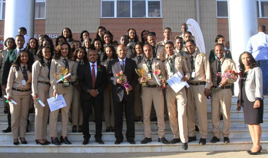 Le Centre de Formation d'Ethiopian délivre des diplômes à 322 professionnels de l'aviation