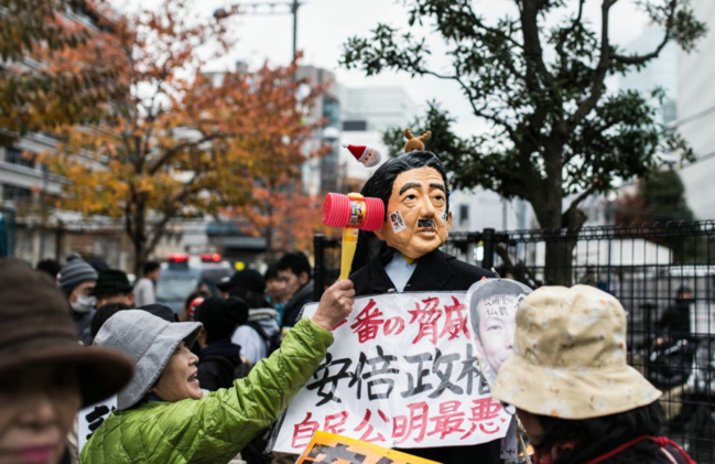 Op-ed: Asia on alert as Japan slides towards renouncing pacifist pledge