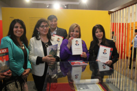 First Chinese book center set up in South America