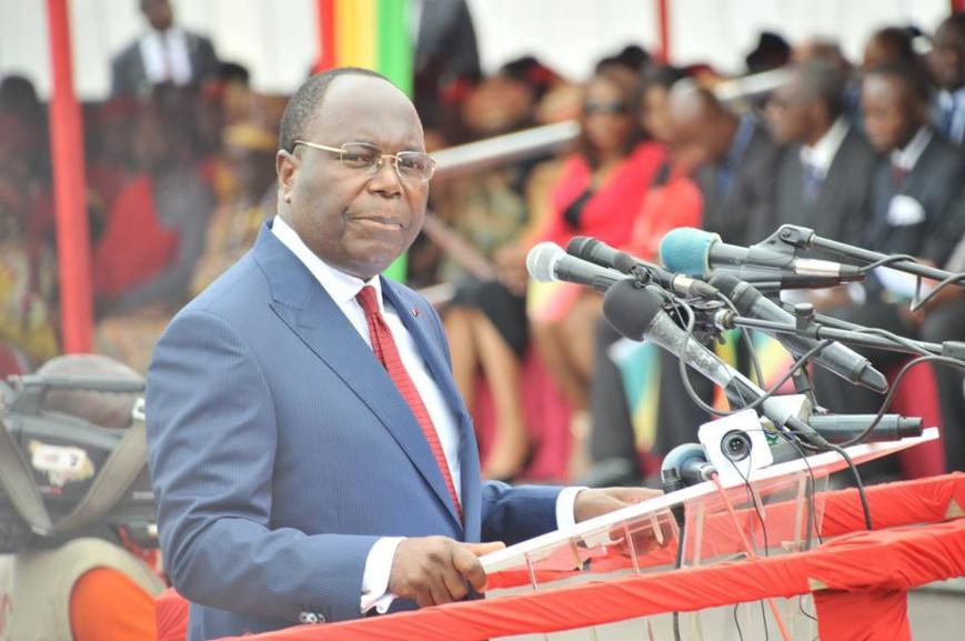 Célébration du 28 novembre au Congo : Clément Mouamba réaffirme le principe d'unité de la République