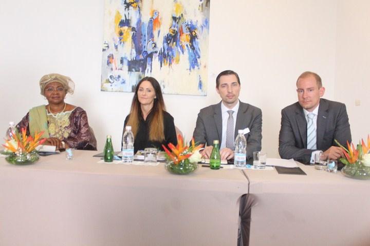 Participation des Pme ivoiriennes aux grands Salons mondiaux : Le groupe Messe Frankfurt poursuit sa sensibilisation