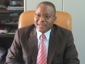 Philippe Nsonde-Mondzie, directeur général de la concurrence et de la représsion des fraudes commerciales