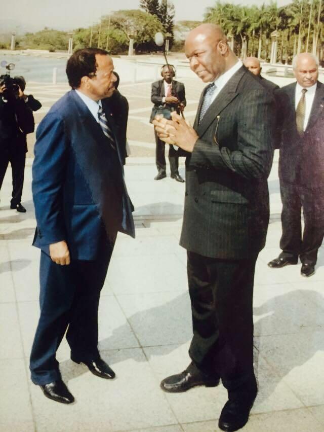 Cameroun:Elimination projetée de l'ex-ministre Essimi Menye