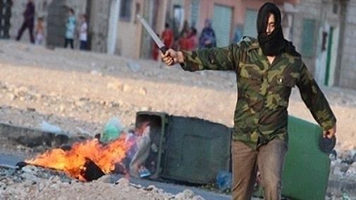 Une séquence des tragiques événements survenus fin décembre 2010 à Gdim Izik, à 15 kilomètres de Laâyoune.  Crédit photo : Sources