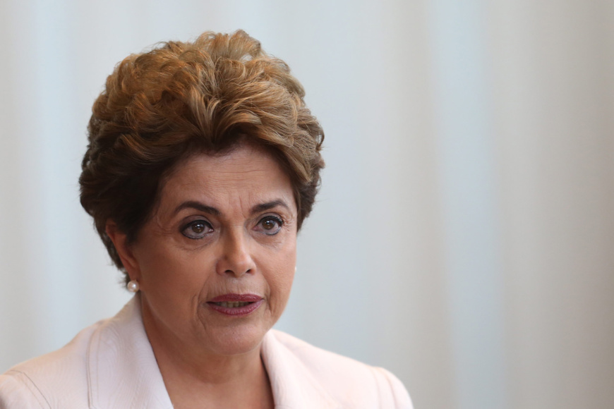 Former Brazilian President, Dilma Rousseff, criticizes the current government and calls for immediate elections