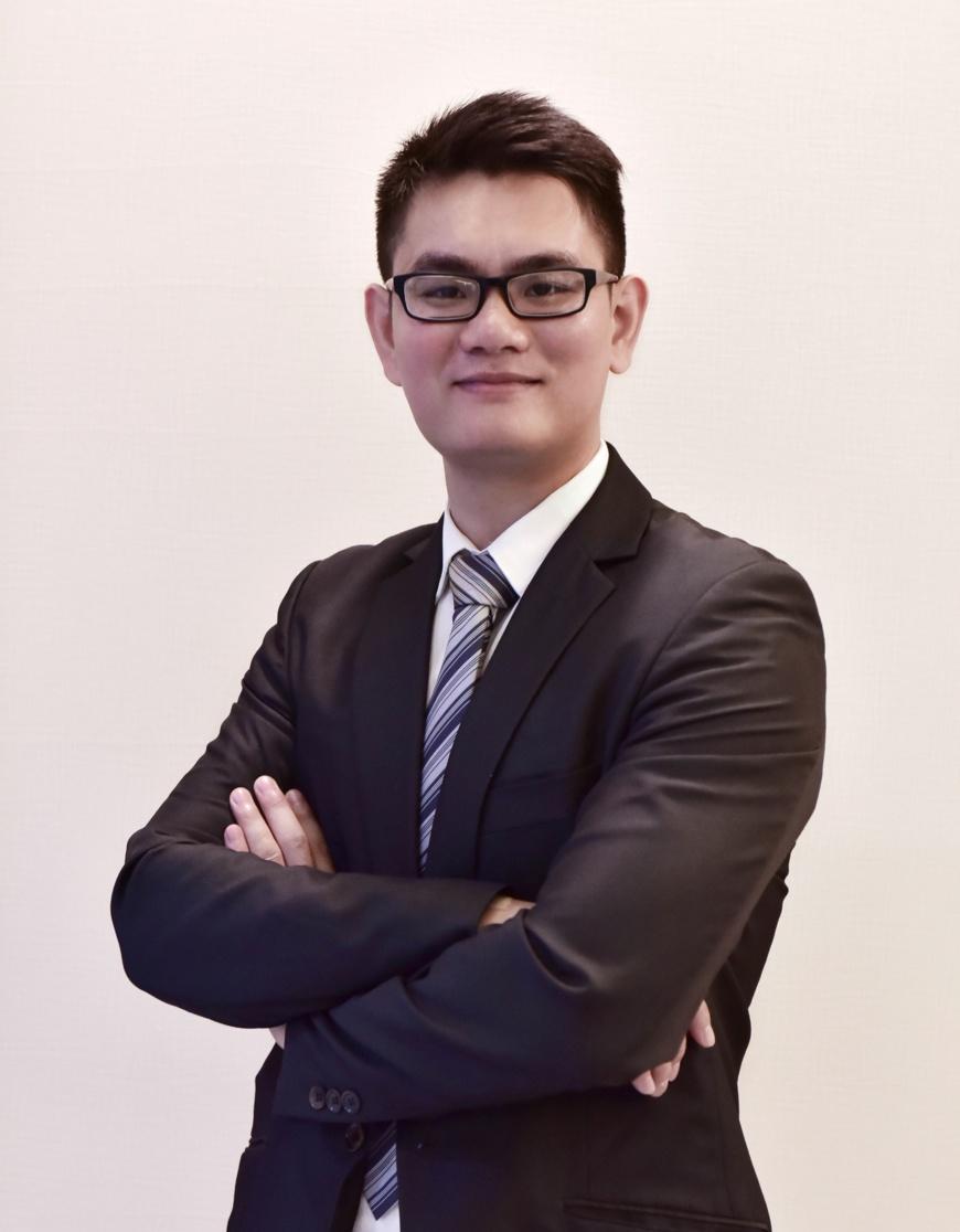 Bruce Zhou, CEO, AXILSPOT