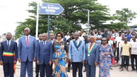 Brazzaville : une avenue de Talangai porte désormais le nom de Jean Dominique Okemba