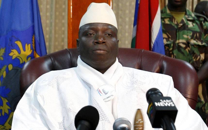 Gambie: Fin de l'occupation militaire de la CEI