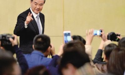 Le Ministre des affaires étrangères Wang Yi fait un bilan de la diplomatie chinoise en 2016