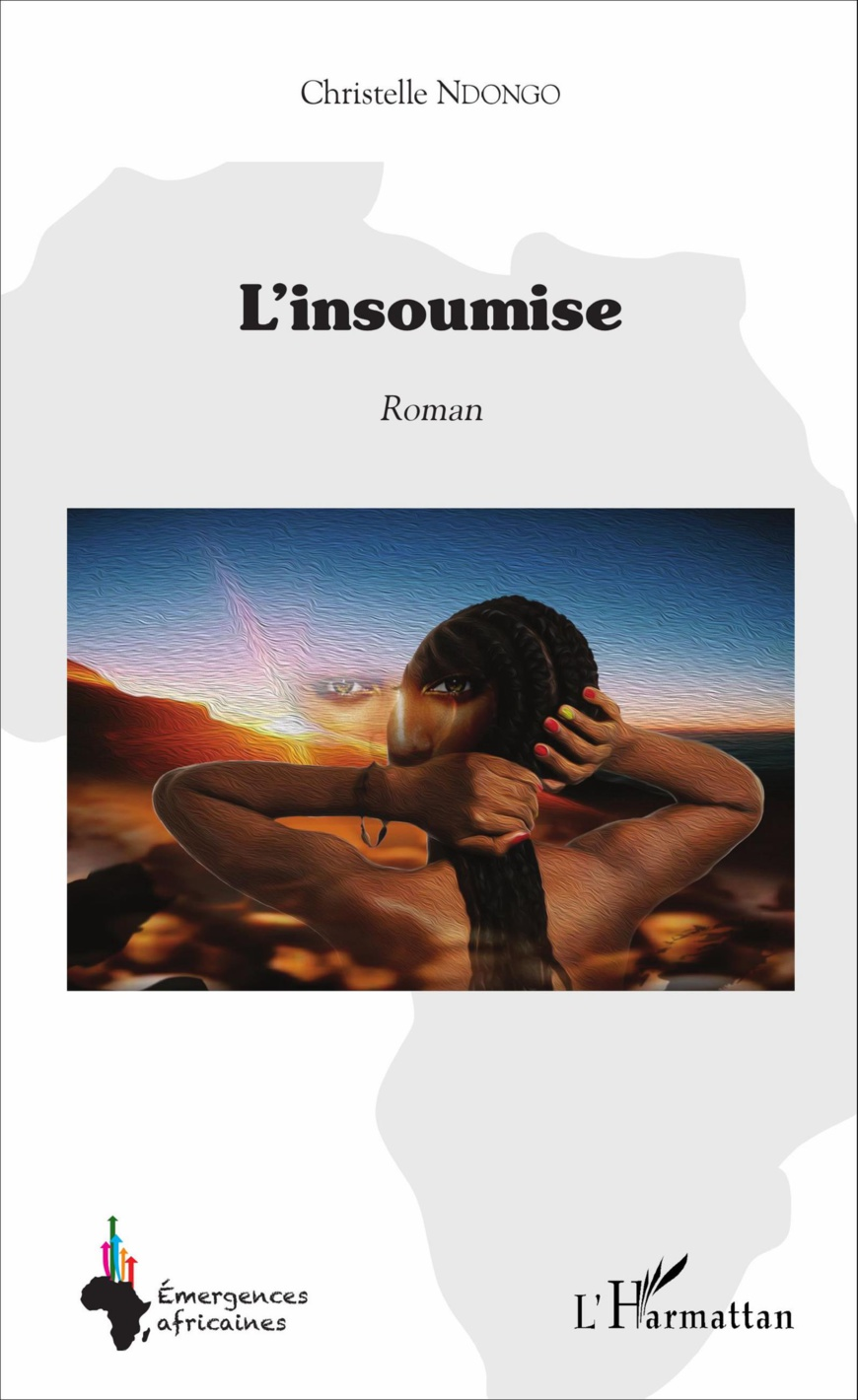 """Roman: """" L'Insoumise """" se livre aux lecteurs"""