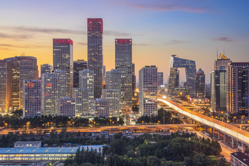China to lead global development and economy in 2017