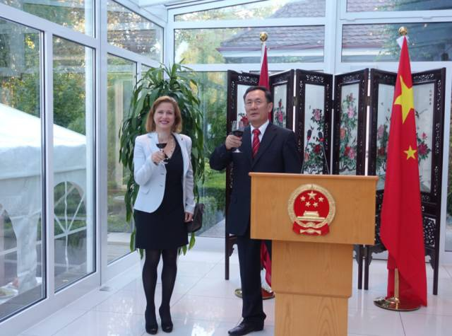 President Xi's Swiss visit to better benefit both peoples: Chinese Ambassador