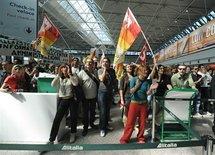 Alitalia: un mouvement des pilotes entraîne retards et annulations de vols