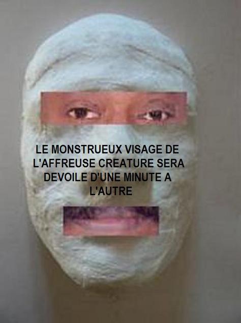 Tchad| Le monstre infâme démasqué et sera présenté aux internautes d'une minute à l'autre