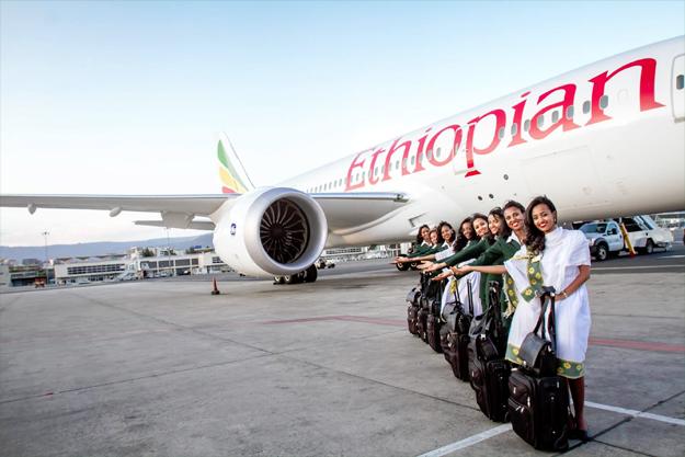 Ethiopian Airlines. Crédit photo : Sources