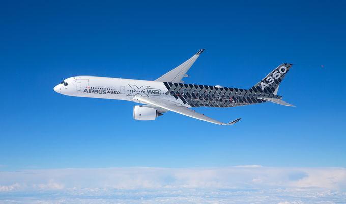 Ethiopian reçoit son 3e Airbus A350 XWB