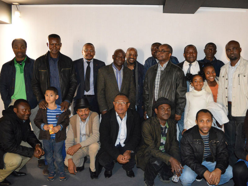 Ô sacrés Lions Indomptables du Cameroun ! Félicitations patriotiques de la diaspora camerounaise du Benelux