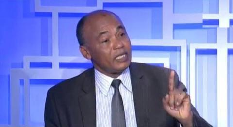 Le conseiller chargé de missions à la Médiature de la République, Ahmat Yacoub Dabio.