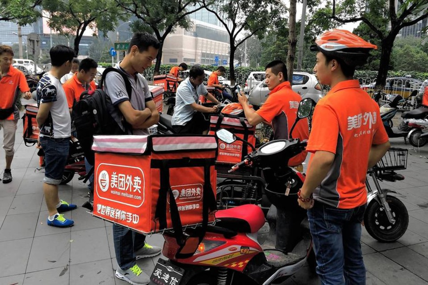 China tightens supervision of online catering services