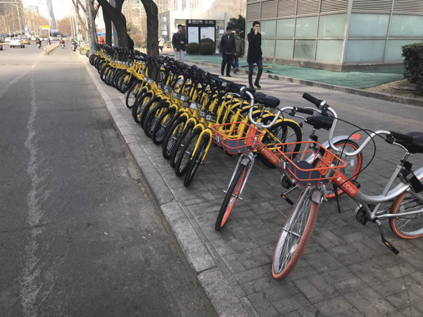China's bike-sharing industry braces for explosive growth