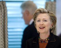 Les nouvelles aventures d'Hillary Clinton