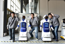Robot industry key in China's manufacturing sector