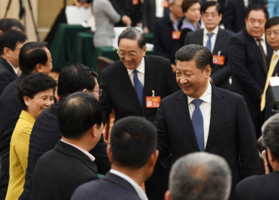 Xi Jinping urges Chinese intellectuals to devote to innovation-driven development