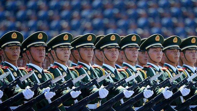 China will never allow others to trample on its strategic security: People's Daily