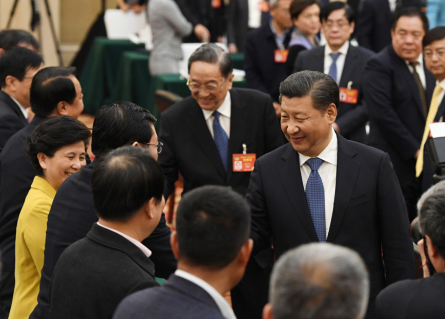 Xi Jinping urges more trust to intellectuals